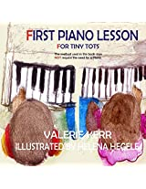 FIRST PIANO LESSON FOR TINY TOTS (1)