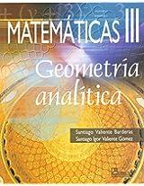 Matematicas/ Math: Geometria Analitica: 3