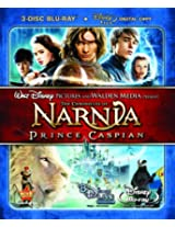 The Chronicles of Narnia: Prince Caspian (Three-Disc Collector's Edition+ Digital Copy and BD Live)
