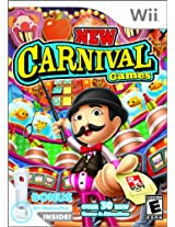 New Carnival Games Bundle with Wii Motion Plus