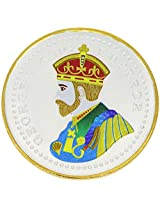 LGW George V King Silver Precious Coin for Unisex (100Grams)