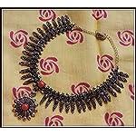[N16GS_018] German Silver Necklace 18