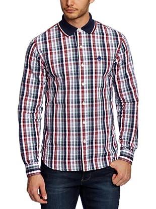 Brooks Brothers Camisa Ysatis (Multicolor)