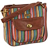 Tom Tailor Acc KARLA Handtasche 13121 99, Damen Umhngetaschen 23x24x7 cm (B x H x T)