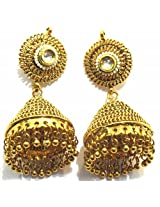 Shingar Ksvk Jewels Antique Polki Earrings danglers For Women (9045-pj-plain)