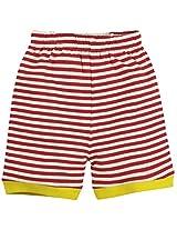 Snuggles Girls printed infant shorts