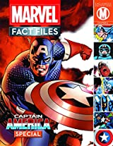 Marvel Fact Files Special #3 Captain America