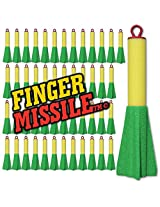 Finger Rockets (Pack Of 50) (Green) Wholesale Price