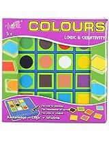Dr. Mady Colours Logic & Creativity
