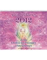 Calendario 2012 de las hadas, los duendes y gnomos / 2012 Goblins, Gnomes and Fairies Calendar