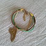 Knickknack Shoe Charmed Bracelet