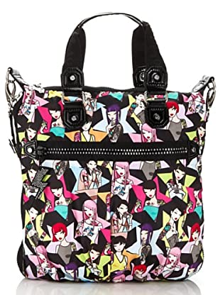 Tokidoki Shopping Bag Dixon schwarz
