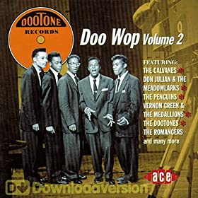 DooTone Records Doo Wop Vol. 2