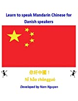 Learn to Speak Mandarin Chinese for Danish Speakers