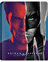 Batman v Superman: Dawn of Justice - Steelbook
