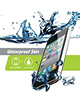 iOttie CSCEDU101 Waterproof Skin Cover Pouch for iPhone 4S, 4 Multi Purpose Protective Skin for Underwater Activity 1 Pack - Carrying Case - Retail Packaging - Clear