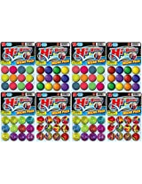 Ja-Ru Hi Bounce 12-Pack Micro Party Favor Bundle Pack