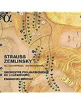 Strauss; Zemlinsky: Till Eulenspiegel; Die Seejungfrau