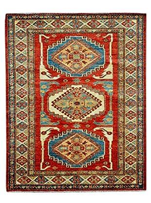 Kalaty One-of-a-Kind Kazak Rug, Rust, 3' 5