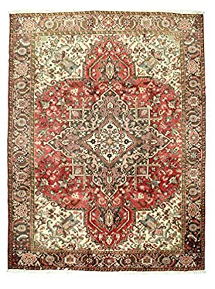 Bashian One-of-a-Kind Persian Heriz Rug, Rust, 8' 8