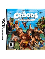 Croods: Prehistoric Party! (Nintendo DS) (NTSC)