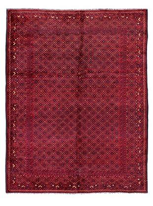 Bashian Rugs Fine Beshir Rug, Red, 5' x 6' 3