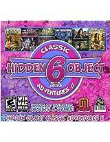 Hidden Object Classic Adventures II - 6 Game Pack