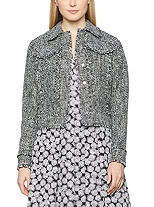 Michael Kors Chaqueta Fray Tweed Jean