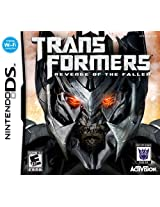 Transformers 2: Revenge of the Fallen Decepticons - Nintendo DS