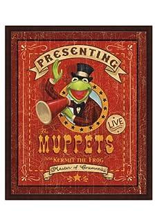 """Kermit the Frog: Master of Ceremonies, 23"""" x 19"""""""