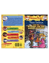 Scholastic - Thea Stilton and the Mystery on the Orient Express A Geronimo Stilton Adventure