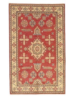 Rug Republic Kazak Rug (Red/Ivory)