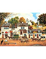 Buffalo Games Charles Wysocki: Olde Cape Cod - 1000 Piece Jigsaw Puzzle by Buffalo Games