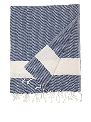 Nine Space Sultanahmet Fouta Towel (Navy)