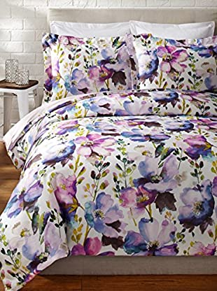 Bella Letto San Francisco Duvet Set (Purple)