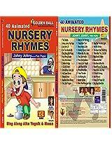 Nursery Rhymes Johny Johny Yes Papa -Animated VCD