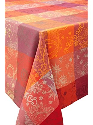 Garnier-Thiebaut Mille Couleurs Table Cloth (Feu)