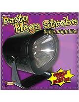 Forum Novelties Mega Strobe Super Bright Party Light