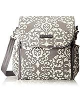 Petunia Pickle Bottom Boxy Backpack, Earl Grey
