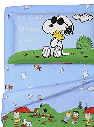 Cartoons Home Textile Completo Letto Snoopy