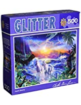 Masterpieces 500-Piece Jigsaw Puzzle, 14 by 19-Inch, Cosmic Serenity