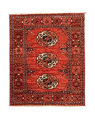 RugSense Alfombra Bokhara Rojo 114 x 84 cm