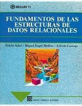 Fundamentos de estructuras de datos relacionales/ Fundamentals of Relational Data Structures