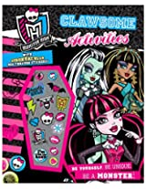 Parragon Monster High Clawsome Activities Book