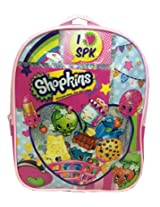 Shopkins Mini Pink Backpack
