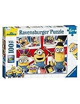Ravensburger Minions 100 XXL Piece Jigsaw Puzzle