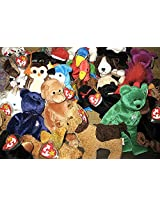 Beanie Babies TY Original Authentic Plush Toys Assorted Set of 5