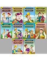 Akbar and Birbal Tales Bilingual Pack English/Kannada