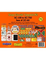 Snap Circuits Upgrade Kit SC-100 to SC-750