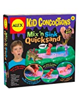 ALEX Toys - Experimental Play, Mix N' Sink Quicksand Activity Kit, 931